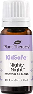 Plant Therapy KidSafe Nighty Night Synergy Essential Oil Blend. Blend of: Lavender, Marjoram, Mandarin, Cedarwood Atlas, P...