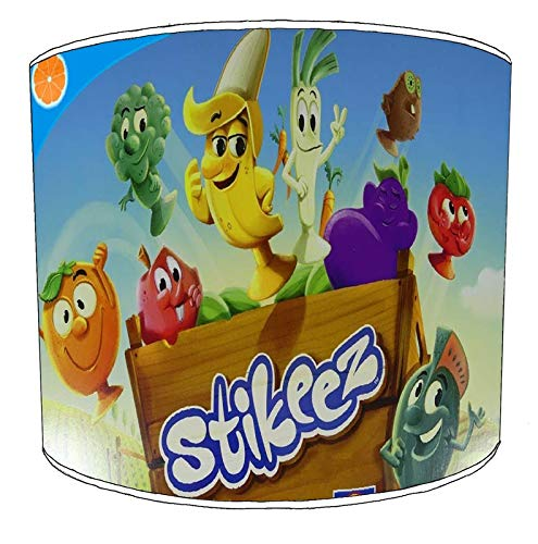 Premier Lighting Ltd 10 Inch stikeez Childrens lampshade3 For A Ceiling Light