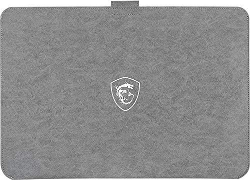 MSI Prestige PS42 PS45 - Custodia per laptop, colore: Grigio