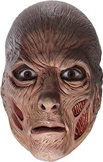 A Nightmare On Elm Street Freddy Krueger Costume with Mask