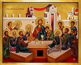 HolyBrush Last Supper Icon