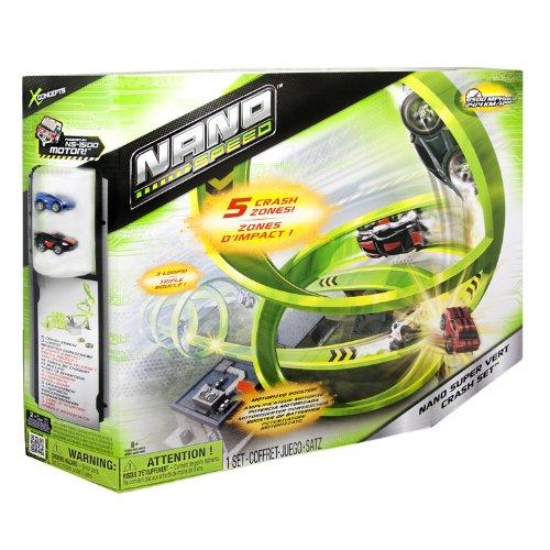 Nano Speed - 6018976 - Véhicule Miniature et Circuit - Stunt 1 Pk