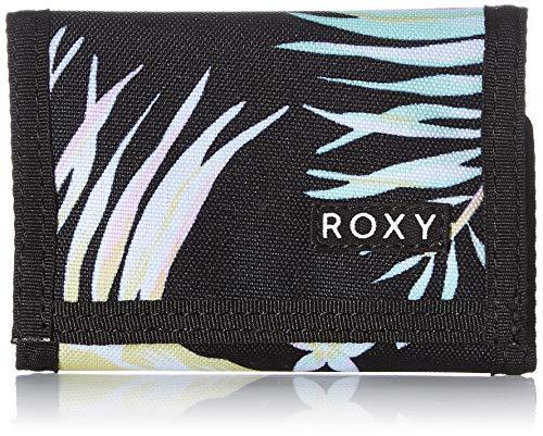 Roxy Cartera Plegable para Mujer pequeña para Accesorios de Viaje.