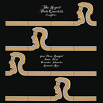 Mozart: Quartets for Flute, Violin, Viola and Cello