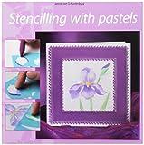 Pergamano Pochoir en Forme de Livre avec Pastels-Anglais