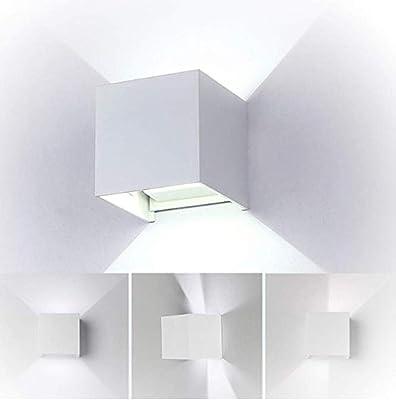 Amazon.com: Avanthika E27 - Lámpara de pared de acrílico ...