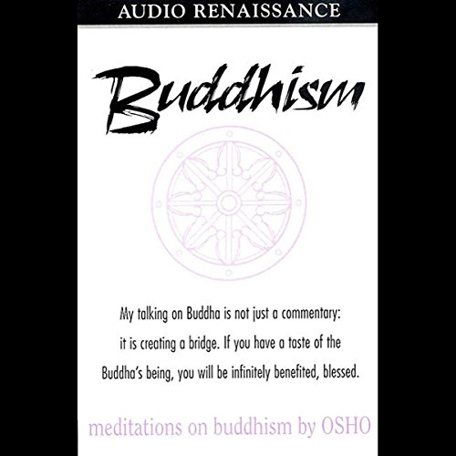 Meditations on Buddhism audiobook cover art