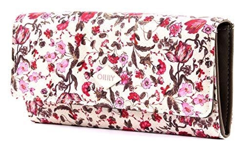 Oilily Damen Vivid Purse Lh12f Geldbörse, Pink (Fuchsia), 1x9.5x18 cm