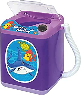 Ratna's Premium Quality Washing Machine Toy for Kids(Non Battery Operational) Just A Toy (Purple)