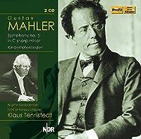 Mahler: Symphony No. 5 - Kindertotenlieder by Brigitte Fassbaender (2015-05-03)
