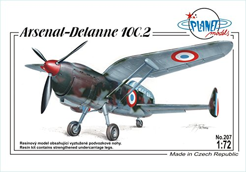 Planet Models plt207 – Modèle Kit Arsenal delanne 10 C 2