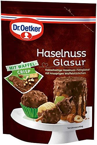 Dr. Oetker Haselnuss Glasur, 150 g