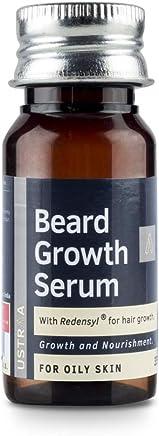 Ustraa Beard Growth Serum for Oily Skin - 35 ml