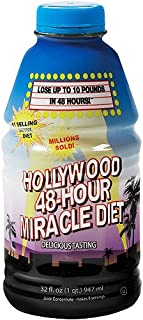 Hollywood 48-hour Miracle Diet (Pack of 12)