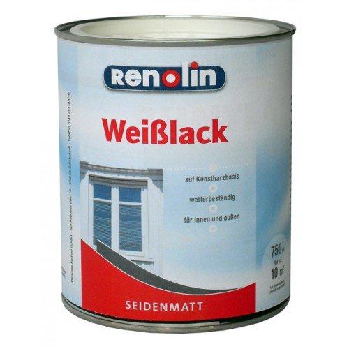 WILCKENS Renolin Weisslack MATT 2 Liter