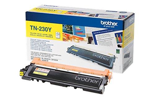 Brother TN-230Y Tonerpatrone gelb für Laserdrucker HL-3040CN/-3070CW