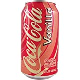 Coca Cola Vainilla 12fl oz (355ml)–Único puede