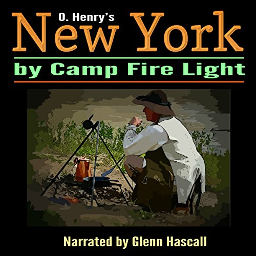 New York by Camp Fire Light cover art