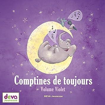 Comptines de toujours (Volume violet)