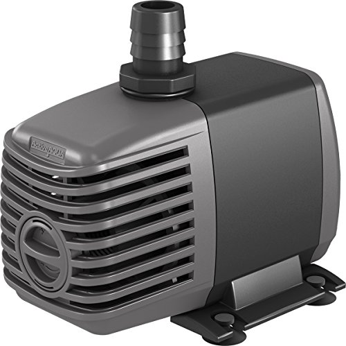 Hydrofarm Active Aqua Submersible Water Pump, 400 GPH