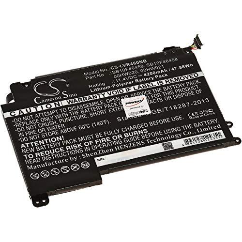 Akku für Laptop Lenovo ThinkPad Yoga 460, 11,4V, Li-Polymer