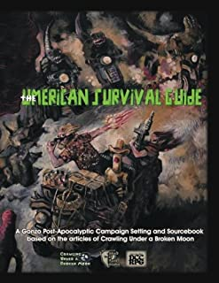Umerican Survival Guide, Chase Cover