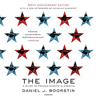 The Image, 50th Anniversary Edition audiobook cover art