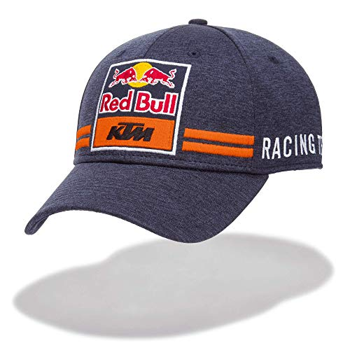 Red Bull KTM New Era 9Forty KTM Cap, Blau Unisex One Size Kappe, KTM Racing Team Original Bekleidung & Merchandise