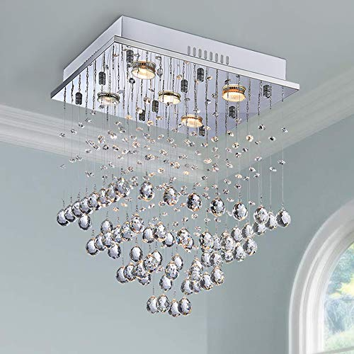 Raindrop Chandelier Lighting Ceiling Light Fixture