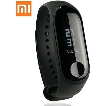 Xiaomi Mi Band 3 - Pulsera de actividad con Heart Rate en la muñeca [VERSIÓN EU]: Amazon.es: Deportes y aire libre