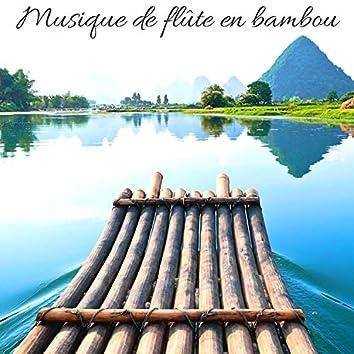 Musique de flûte en bambou: Bruits de pluie Guérison des chakras, Nettoyer l'énergie négative, Méditation, Yoga