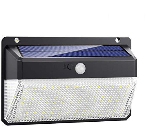 Luce Solare LED Esterno, Kilponen 108 LED Super Luminosa Lampada...