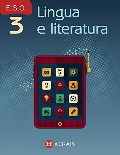 Lingua e literatura 3º ESO (2015) (Libros De Texto - Educación Secundaria Obrigatoria - Lingua) - 9788499148861