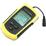 Sonda Detector / Buscador de peces para la pesca Fish Finder 100m (FF1108-1)