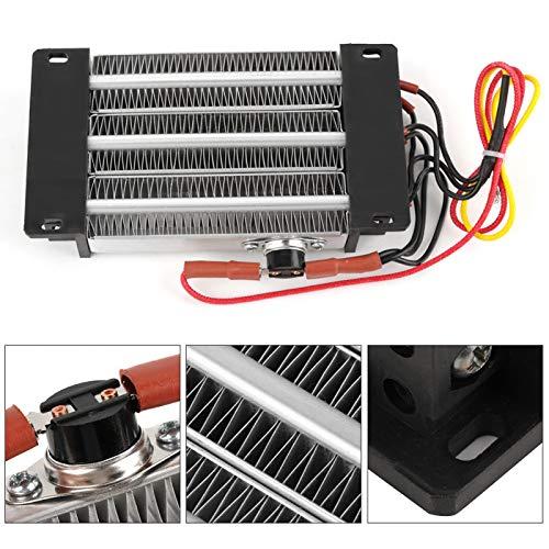 Calefacción de aire de cerámica 750W 220V temperatura constante automática 140 * 76mm PTC calentador de aire calentador eléctrico para aire acondicionado calentador eléctrico