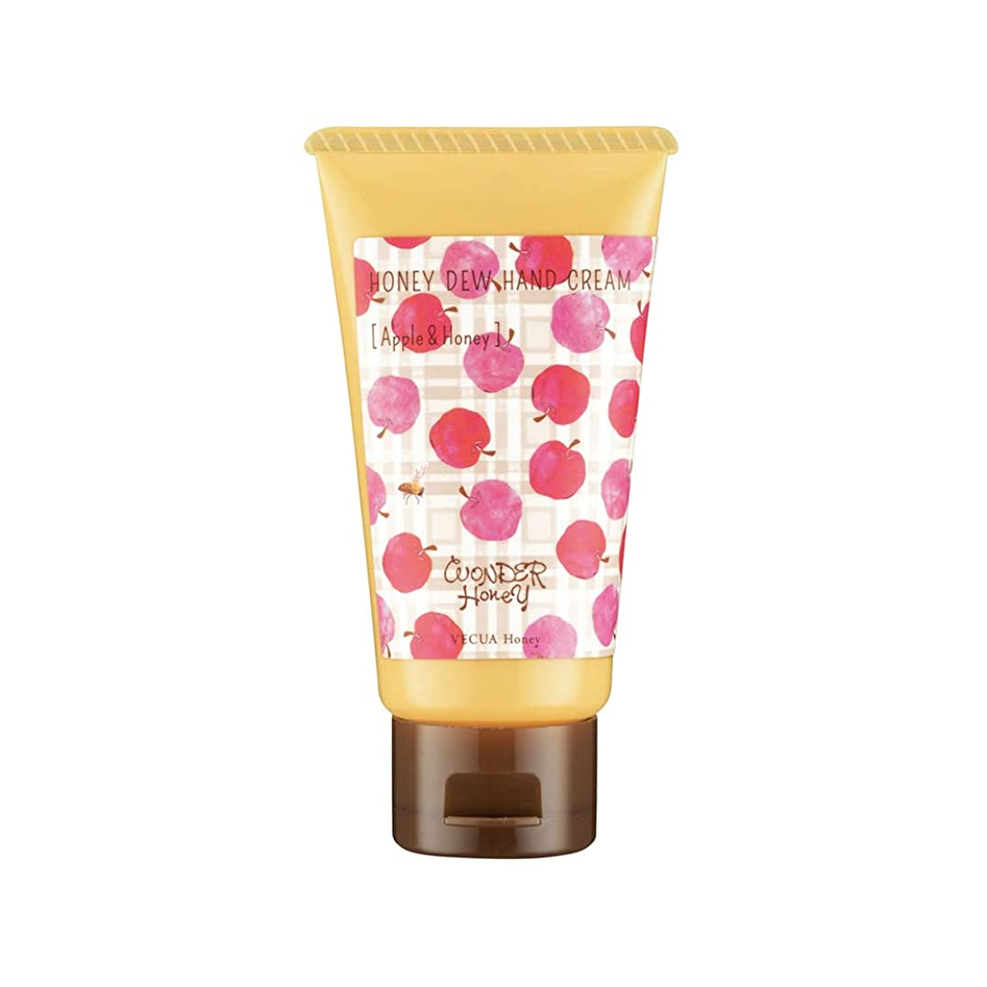 程度ハッチタオルベキュア ハニー(VECUA Honey) ワンダーハニー とろとろハンドクリーム 林檎はちみつ 50g