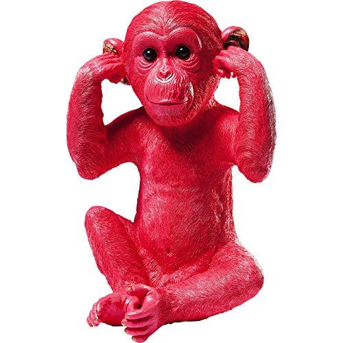Kare Spardose Monkey Kikazaru red Affe