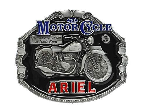 ARIEL Motorfiets Officieel gelicenseerde riem gesp
