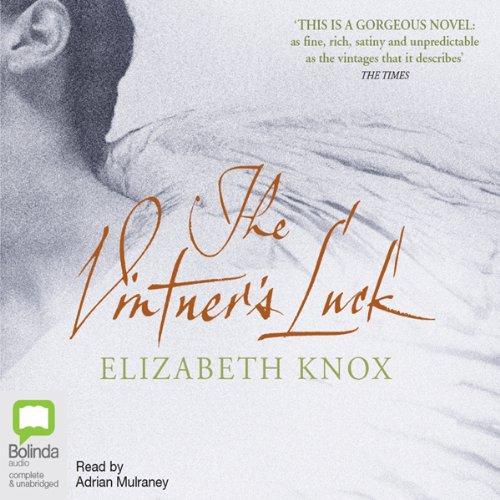 The Vintner's Luck audiobook cover art