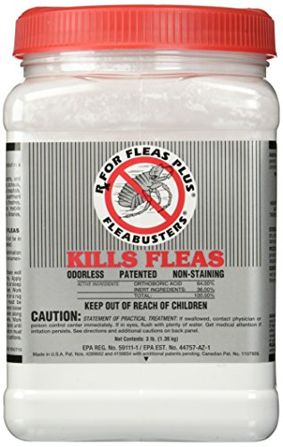 HDP Fleabusters Rx for Fleas Plus