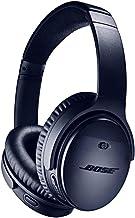 Bose QuietComfort 35 (Serie II) Auriculares inalámbricos, cancelación de ruido, con control de voz Alexa – Edición limitada Triple Midnight