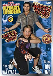 Pro Wrestling's Ultimate Insiders, Vol. 4: Hardy Boys - From the Backyard to the Big Time