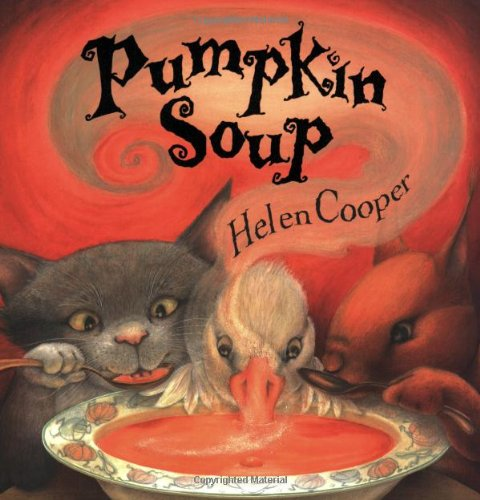 Pumpkin Soupの詳細を見る