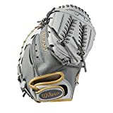 Wilson A2000 CM34 SuperSkin 34' Catcher's Fastpitch Mitt - Right Hand Throw