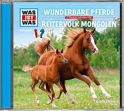 Folge 56: Wunderbare Pferde/Reitervolk Mongolen