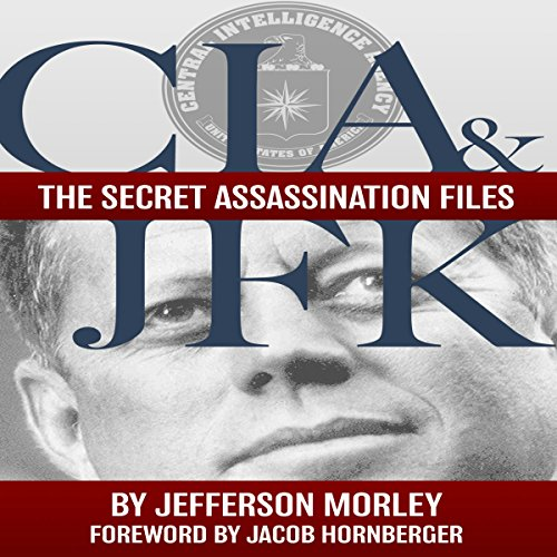 CIA & JFK audiobook cover art