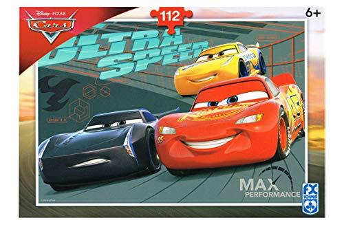 FX Schmid Puzzle Disney 187 Teile, Cars
