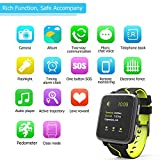 Zoom IMG-1 kids smartwatch with mp3 music