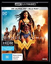 Wonder Woman [2017] (4K Ultra HD + Blu-ray)