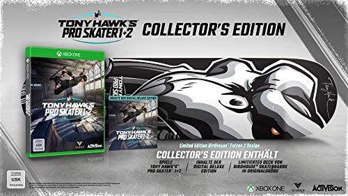 TONY HAWK´S Pro Skater 1+2 Collectors Edition - [Xbox One]